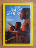 Revista National Geographic, vol. 192, nr. 4, octombrie 1997
