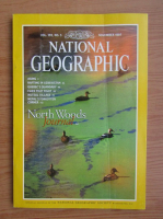 Revista National Geographic, vol. 192, nr. 5, noiembrie 1997