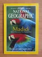 Anticariat: Revista National Geographic, vol. 197, nr. 3, martie 2000