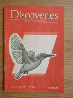 Anticariat: Steve Elsworth - Discoveries, volumul 1. Activity book