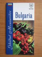Valentina Iordan - Bulgaria. Ghidul meniurilor
