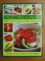 Vegetable and salad cooking box (2 volume)