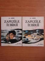 Anticariat: Al. Andrei - Zapezile iubirii (2 volume)