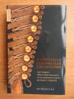 Anticariat: Amintirile colonelului Lacusteanu