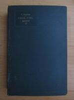 Anticariat: Constantin Hamangiu - Codul civil adnotat (volumul 3, 1925)