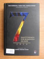 Anticariat: Dan Dungaciu, Vasile Iuga, Marius Stoian - Sieben Hauptthemen fur Rumanien im Jahr 2014
