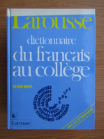 Dictionnaire du francais au college