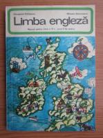 Anticariat: Georgiana Galateanu -  Limba engleza. Manual pentru clasa a VI-a (1981)