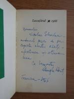 Gheorghe Pitut - Poarta cetatii (cu autograful autorului)