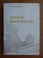 Gheorghe Streza - Cuvinte din scripturi