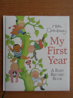 Helen Oxenbury - My first year. A baby record book