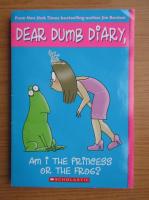 Jamie Kelly - Dear dumb diary. Am I the princess or the frog?