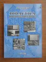 Nicolae Jurcau - Didactica disciplinelor tehnice