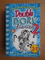 Anticariat: Rachel Renee Russell - Double dork diaries (volumul 2)