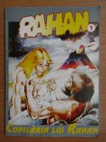 Rahan, copilaria lui Rahan, nr. 1, 1997