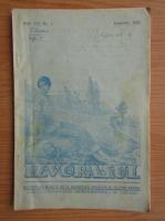 Revista Izvorasul, anul XVI, nr. 1, ianuarie 1937