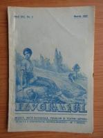 Revista Izvorasul, anul XVI, nr. 3, martie 1937