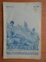 Revista Izvorasul, anul XVI, nr. 5, mai 1937