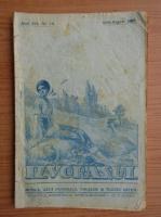 Revista Izvorasul, anul XVI, nr. 7-8, iulie-august 1937