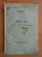 Revista Izvorasul. Douazeci ani, Activitate muzicala, folklorstica si culturala 1939