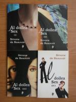 Simone de Beauvoir - Al doilea sex (4 volume)