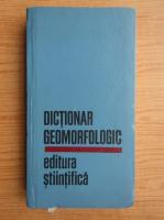Anticariat: V. Bacauanu - Dictionar geomorfologic