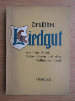 Anticariat: Andreas Porfetye - Deutfrches Liedgut
