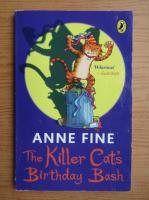 Anne Fine - The killer cat's birthday bash