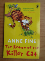 Anne Fine - The return of the killer cat