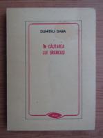 Anticariat: Dumitru Daba - In cautarea lui Brancusi