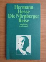 Hermann Hesse - Die Nurnberger Reise
