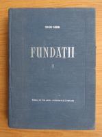 Hugo Lehr - Fundatii (volumul 1)