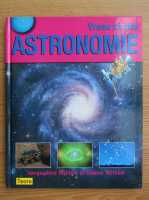 Jacqueline Mitton - Vreau sa stiu astronomie