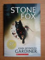 John Reynolds Gardiner - Stone fox