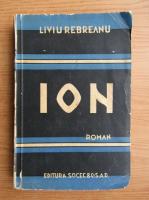 Anticariat: Liviu Rebreanu - Ion (volumul 2, 1941)