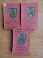 Maria Regina Romaniei - Povestea vietii mele (3 volume, 1935)