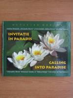 Anticariat: Octavian Bortos - Invitatie in Paradis