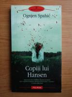Anticariat: Ognjen Spahic - Copiii lui Hansen