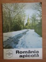 Romania apicola, anul LXXV, nr. 12, decembrie 1991