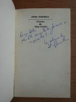 Anticariat: Stefan Dumitrescu - Poeme din Valea Dunarii (cu autograful autorului)