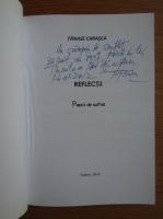 Anticariat: Tanase Carasca - Reflectii (cu autograful autorului)