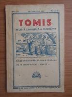 Tomis. Revista patriarhala de Constanta, anul XIX, nr. 5, 6, 7, mai, iunie si iulie, 1942