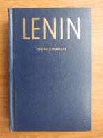 Vladimir Ilici Lenin - Opere complete (volumul 34)