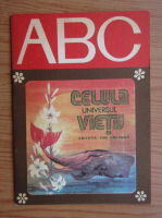 Anticariat: ABC. Celula, universul vietii