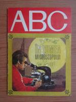 Anticariat: ABC. In lumea microscopului