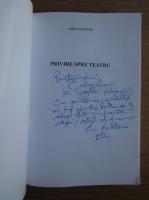 Anticariat: Amza Saceanu - Privire spre teatru (cu autograful autorului)