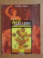 Art gallery. Viata si operele marilor protagonisti ai artei