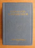 D. D. Biziuchin - Tehnologia constructiilor