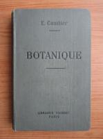 Eugene Caustier - Botanique a l'usage des eleves des classes de cinquieme A et B (1923)