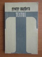 George Magheru - Teatru